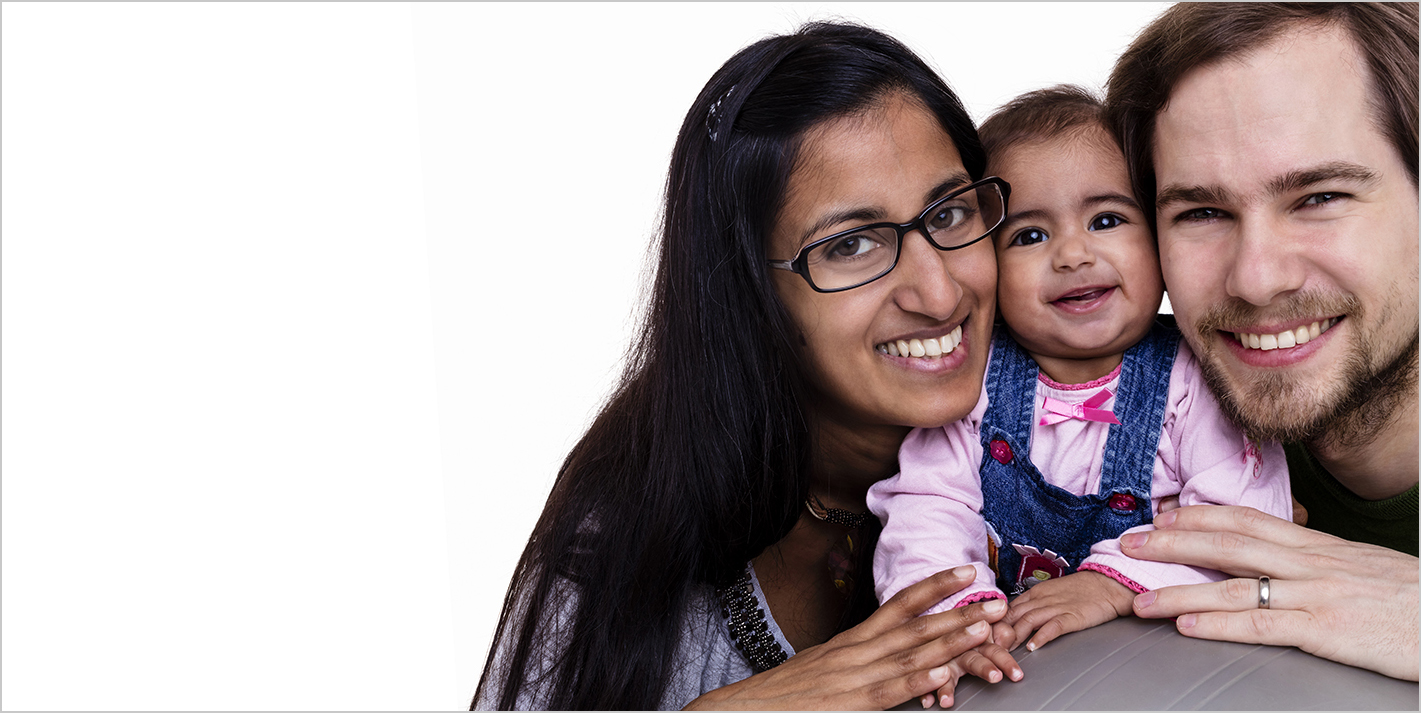 Babyfotografie Familienportrait Nahaufnahme