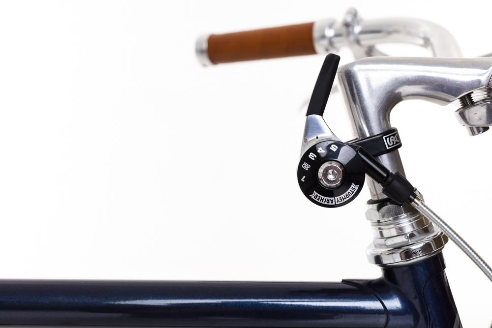 Produkt Fotografie Detailaufnahme Fahrrad